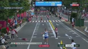 Breaking News delle 12.00 | Tokyo2020: oro per Stano nella marcia 20 Km