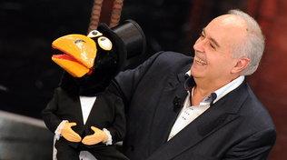 José Luis Moreno, il ventriloquo del corvo Rockfeller