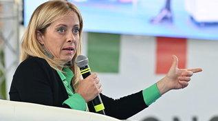 """Decreto Green pass, Meloni: """"Misure irragionevoli, devastano l'economia"""""""