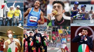 Tokyo 2020, un'Italia da favola: sfoglia l'album delle medaglie