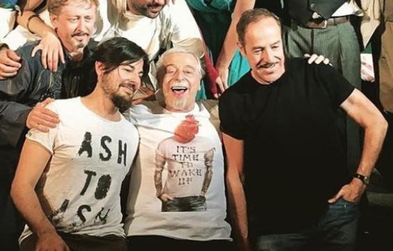 Addio al grande doppiatore Giorgio Lopez: era la voce di Dustin Hoffman e Danny DeVito