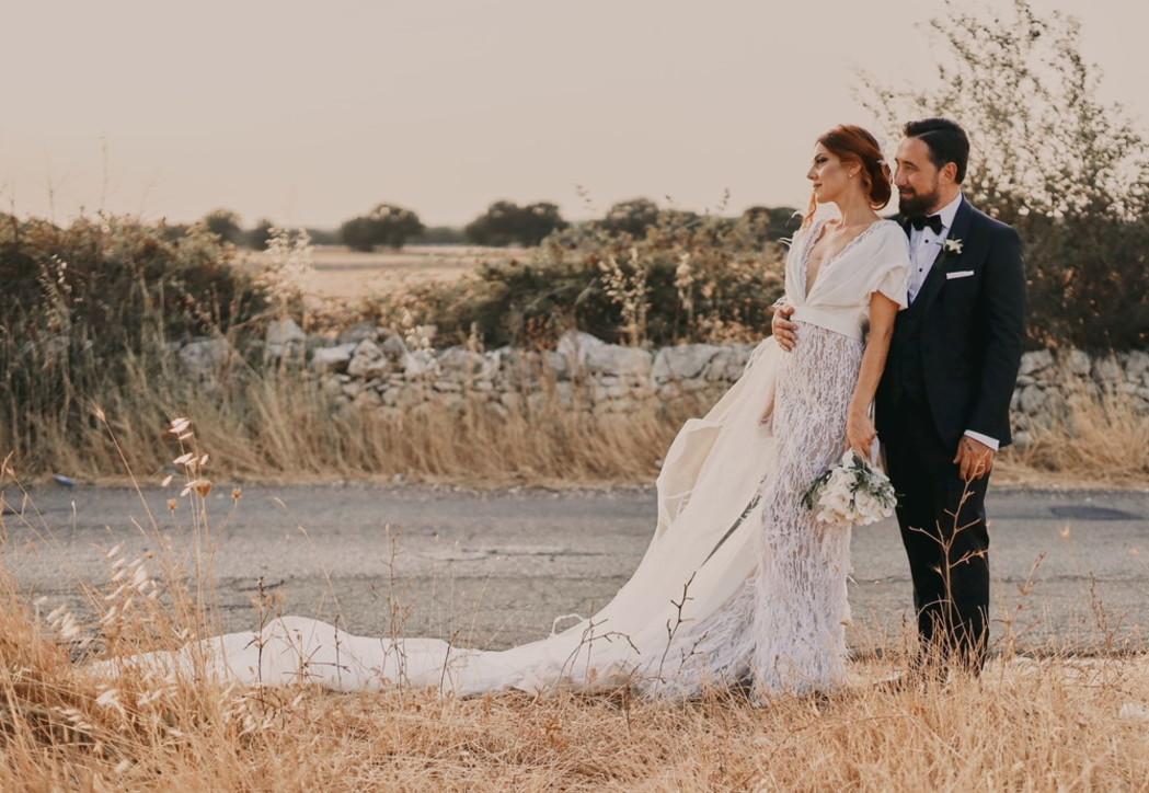 Federico Zampaglione si è sposato con Giglia Marra: guarda tutte le foto