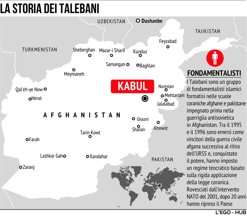 I talebani, ecco chi sono i fondamentalisti che mettono in ginocchio l'Afghanistan