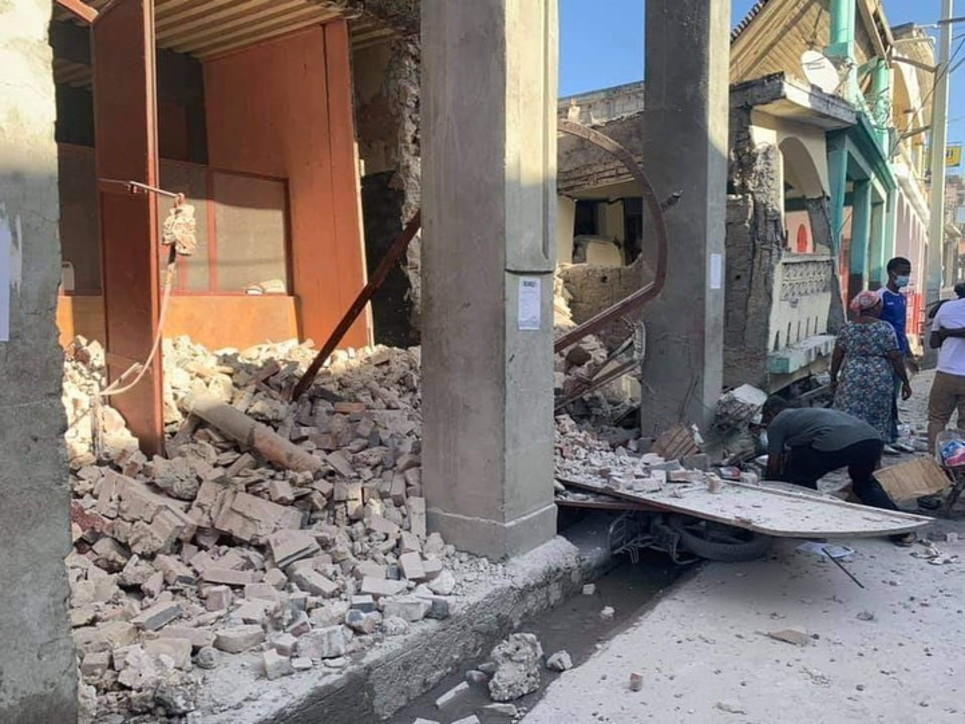 Forte scossa di terremoto ad Haiti: magnitudo 7.2, centinaia le vittime