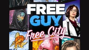 Free Guy omaggia i classici dei videogiochi: ecco tutte le locandine alternative