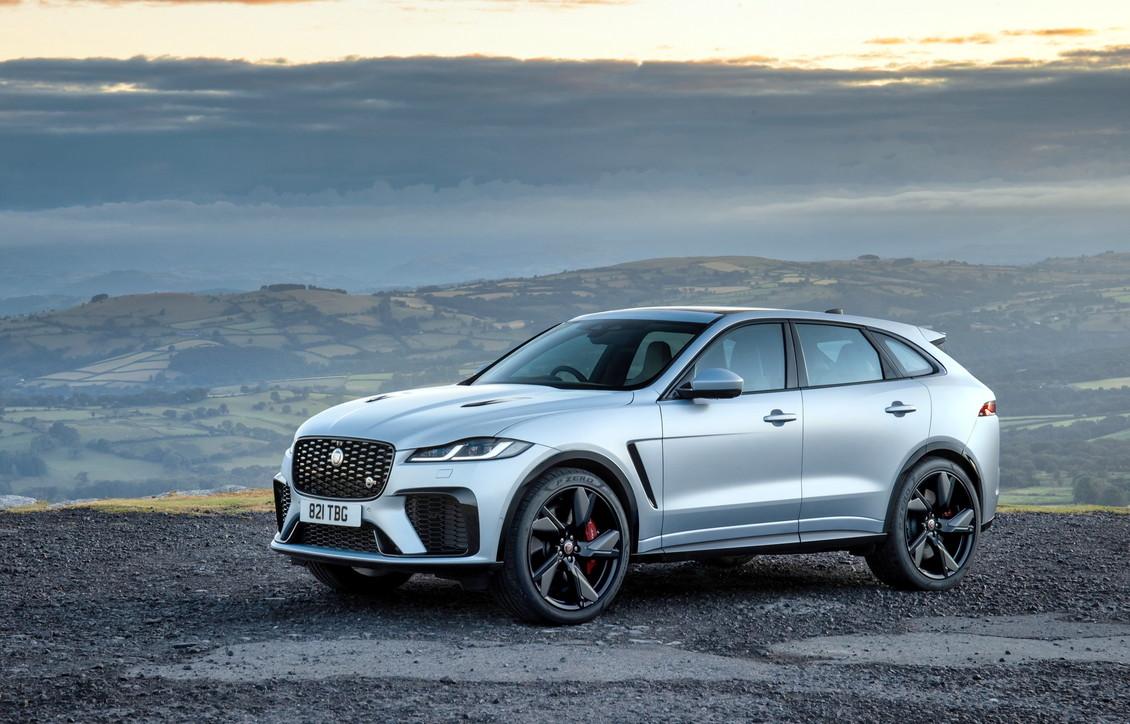 Allestimento R-Dynamic Black per il Suv Jaguar