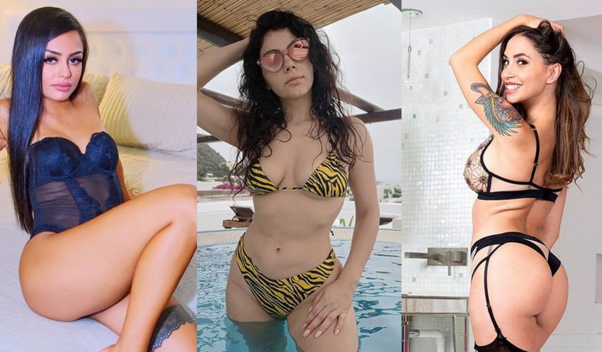 Malena, Valentina Nappi e Martina Smeraldi insieme per un film di Rocco Siffredi