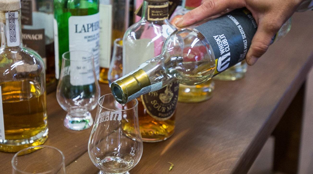 Whisky week: Villa Revel Parravicini