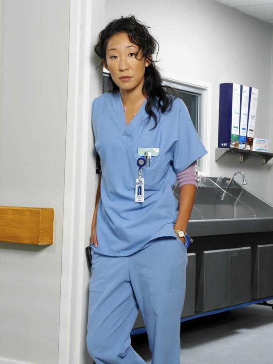 "Sandra Oh e il trauma da ""Grey's Anatomy"""