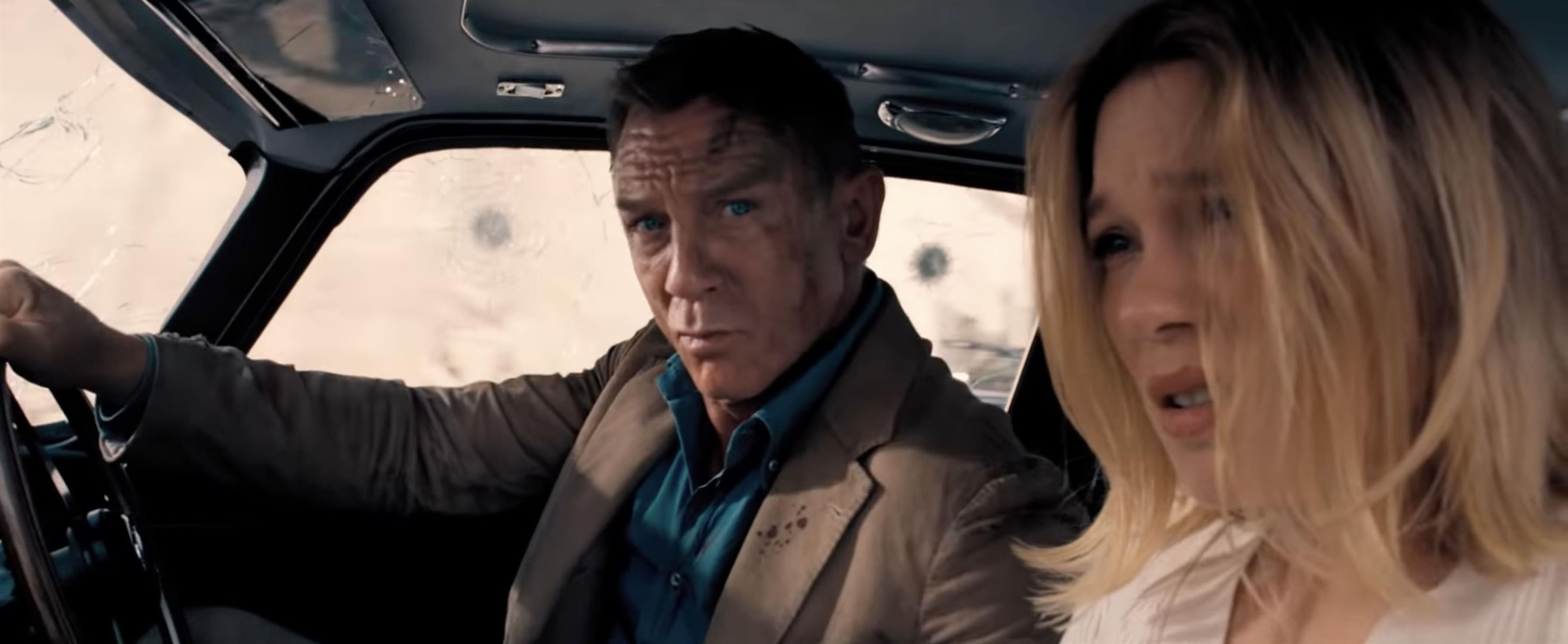 """No Time to die"""" sta arrivando, ecco il trailer finale dell'atteso film di James  Bond"""