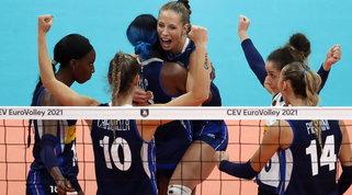 L'Italvolley è campione d'Europa! Serbia sconfitta in casa sua