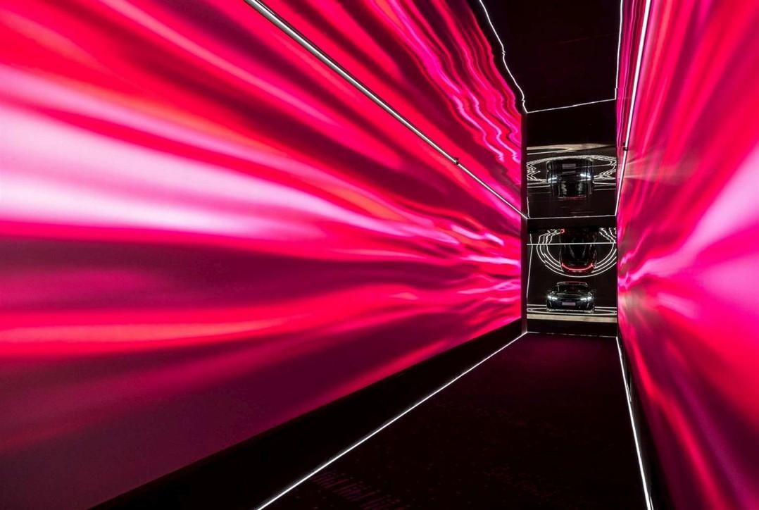 Audi racconta il futuro tra luci, design e innovazione