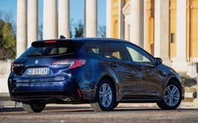 Swace Hybrid: la nuova scommessa di Suzuki