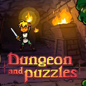 Dungeon and Puzzles: l'esplorazione diventa un rompicapo