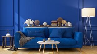 Arredo: case eclettiche, un colore per ogni stanza