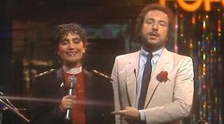 """La prima volta di Mia Martini a """"Popcorn"""" nel 1981"""