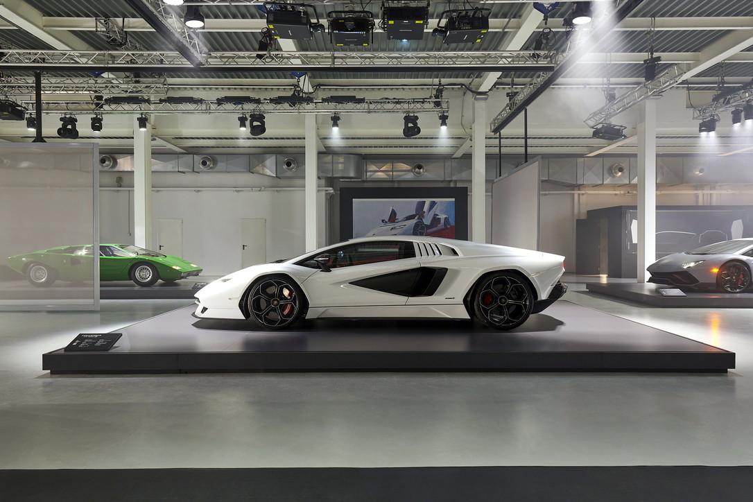 Lamborghini e il design, feeling da sempre