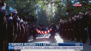 Breaking News delle 17.00 | L'America ricorda l'11 settembre