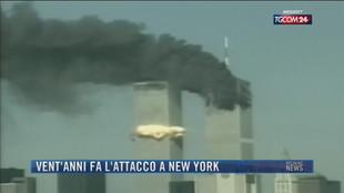 Breaking News delle 21.30 | Vent'anni fa l'attacco a New York