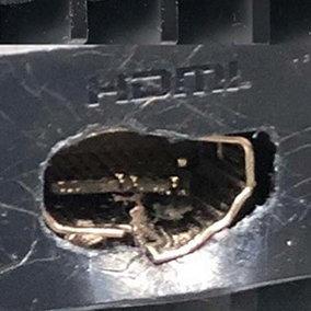 PS5: bambino distrugge la porta HDMI per errore e richiede la sostituzione