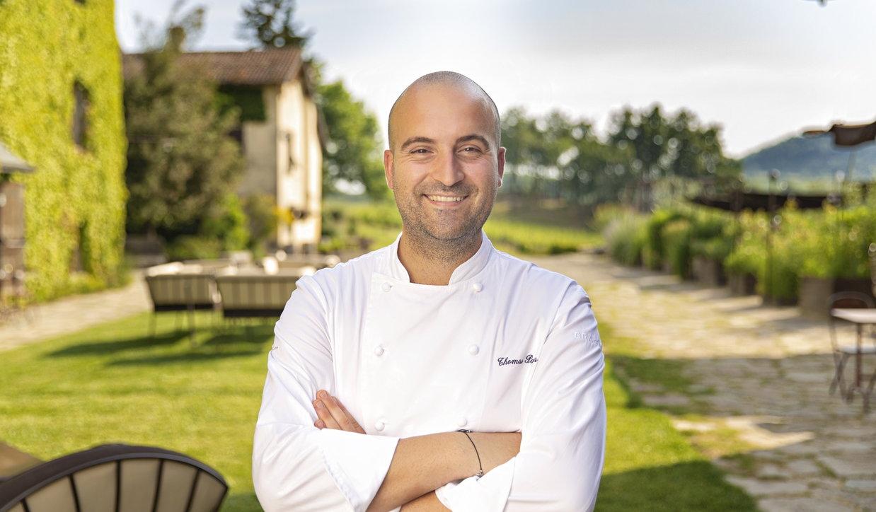Chef Thomas Papa: passione e determinazione
