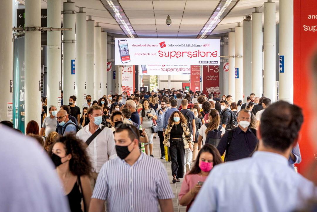 """Milano, il Salone del Mobile diventa """"Supersalone"""""""