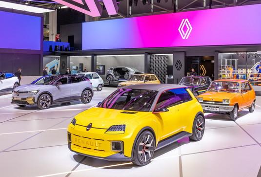 L'erede elettrica della Renault 5