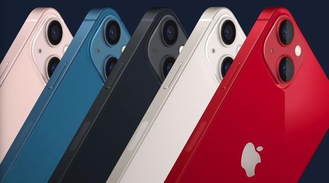 I nuovi iPhone 13 e iPhone 13 Pro