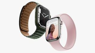 Apple rivela il nuovo Apple Watch Serie 7
