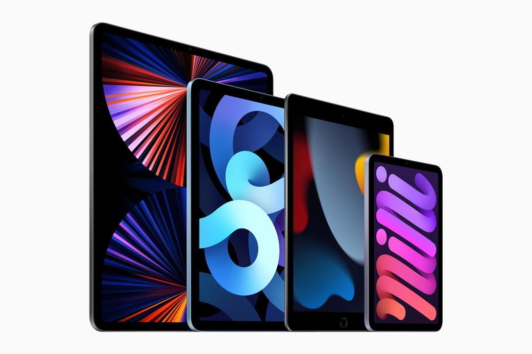 Apple presenta la nuova famiglia di iPad