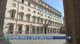 Breaking News delle 23.00 | Governo verso il super green pass