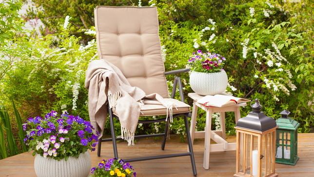 Balconi bellissimi in autunno: idee per non rinunciare a fiori e piante
