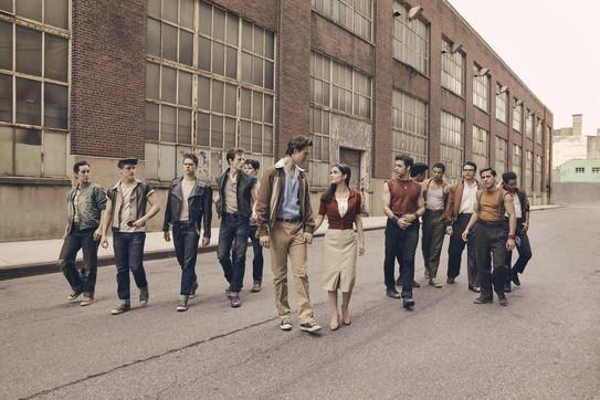 """""""West Side Story"""", le immagini delremakefirmato da Steven Spielberg"""