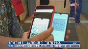 Breaking News delle 18.00 | Governo al lavoro su dl green pass