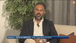 """I problemi di Napoli, parla Catello Maresca: """"Necessario uscire da 30 anni di cattiva gestione della sinistra"""""""