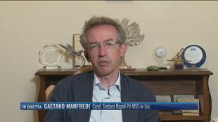 """Elezioni a Napoli, Gaetano Manfredi: """"Primo atto riorganizzare i servizi pubblici"""""""