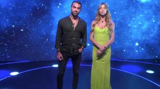 """""""GF Vip"""", Soleil Sorge e Gianmaria Adinolfi fanno chiarezza sul loro rapporto"""