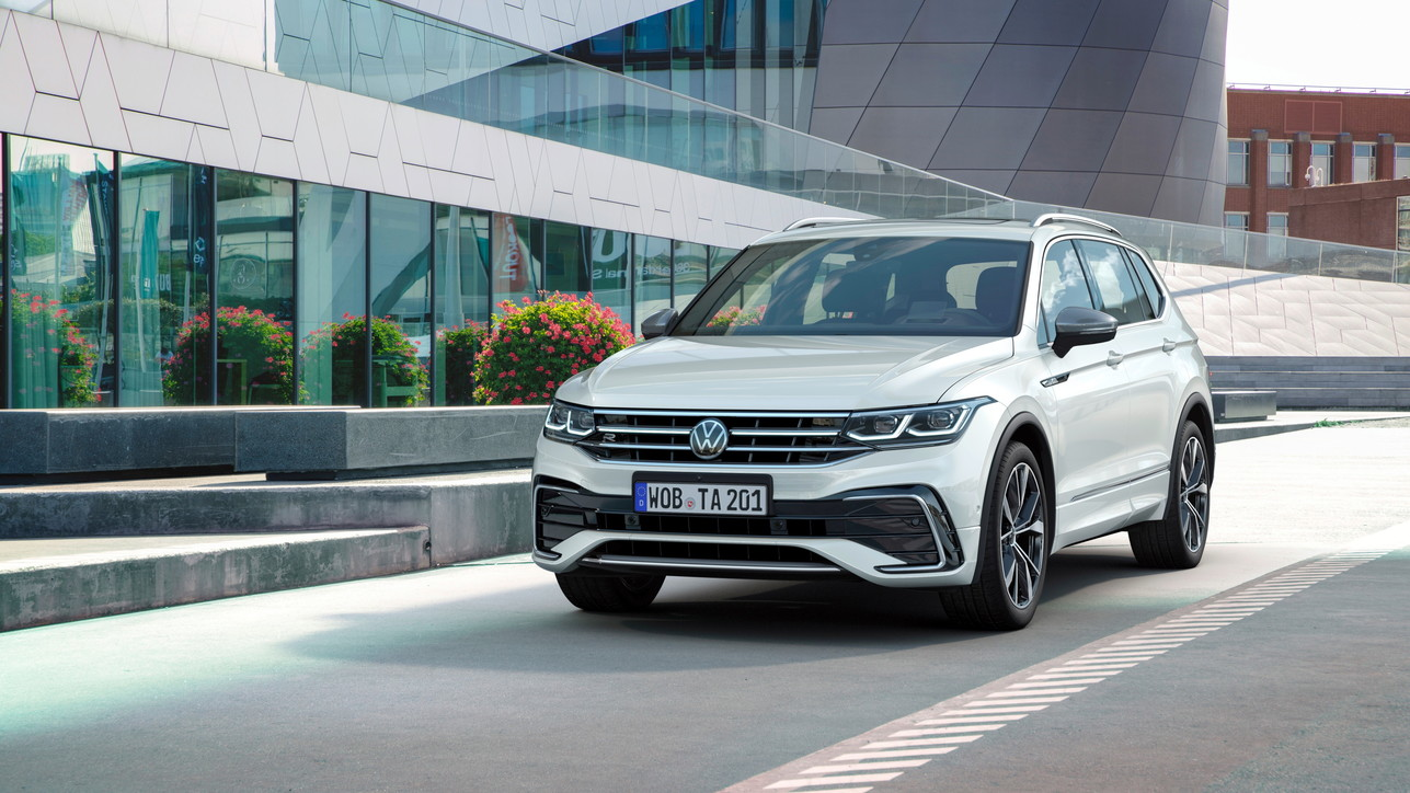 Il Suv extralarge di casa Volkswagen