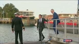 """Usa, Gb e Australia siglano il """"patto per la sicurezza"""" anti-Cina"""