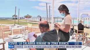 Breaking News delle 16.00 | Covid, la Calabria rimane in zona bianca