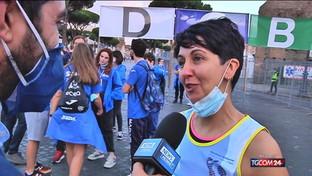 Roma, torna la maratona dopo la pausa Covid