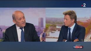 """Sottomarini, Francia: """"L'accaduto peserà nei rapporti Nato"""""""