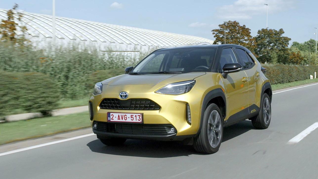 Toyota Yaris Cross Hybrid