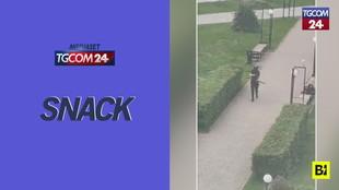 Russia, sparatoria all'università di Perm: gli studenti in fuga si lanciano dalle finestre