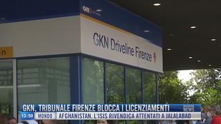 Breaking News delle 14.00 | GKN, tribunale Firenze blocca i licenziamenti
