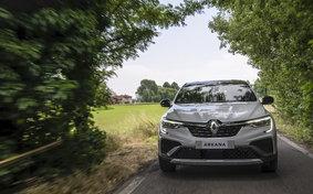 """Renault Arkana E-Tech 145: il suv-coupé con il cuore """"ibrido"""" della Formula1"""