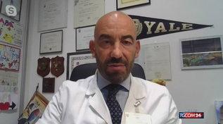 """Bassetti a Tgcom24: """"Vaccino ai bambini? Sono favorevole a qualsiasi arma che li tuteli"""""""