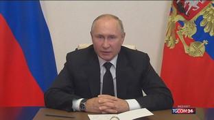 Elezioni Russia, Putin canta vittoria