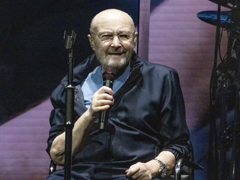 I Genesis tornano sul palco dopo 14 anni: per Phil Collinsconcerto da seduto