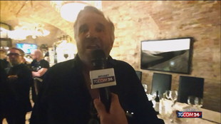Salvo Nugnes intervista l'attore Christian De Sica